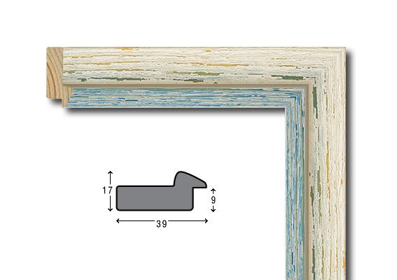 Е 3917-3 Рамки от дърво