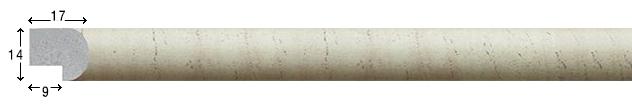 В 1417-49 Профили от полистирен