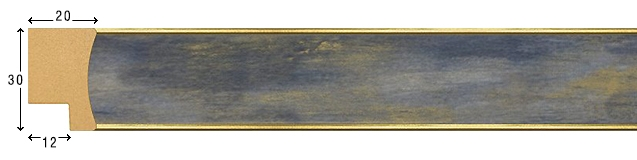 А 3020-10 Профили от полистирен