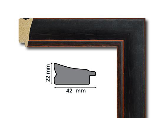 E 4208 Рамки от дърво