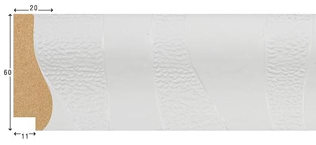 А 6718 Профили от полистирен
