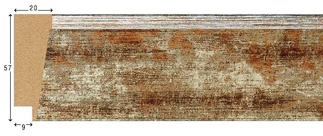 А 5804 Профили от полистирен