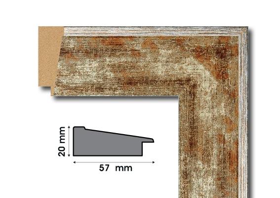 А 5804 Рамки от полистирен