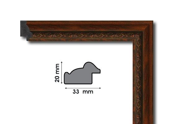 S 3305 Рамки от полистирен
