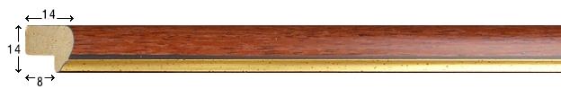 E 1250 Wooden mouldings