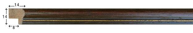 E 1450 Wooden mouldings