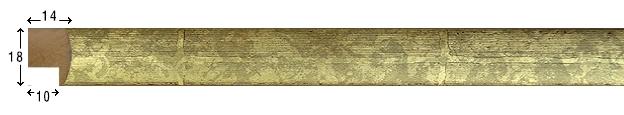 E 1810 Wooden mouldings