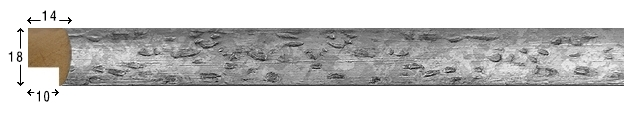 E 1820 Wooden mouldings