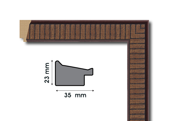 S 3512 Рамки от полистирен