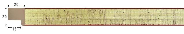 E 2410 Wooden mouldings