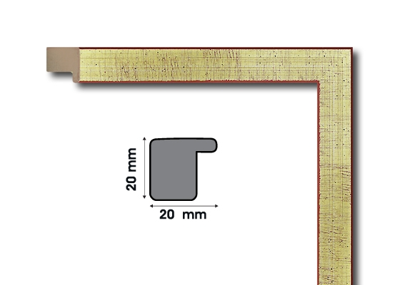 E 2410 Рамки от дърво
