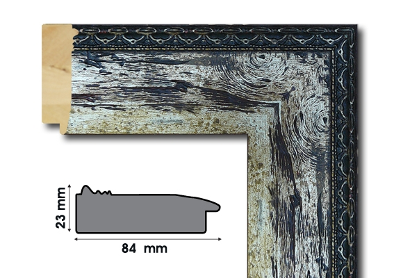 E 8420 Рамки от дърво