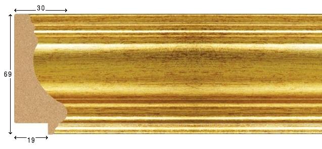 А 6910 Профили от полистирен