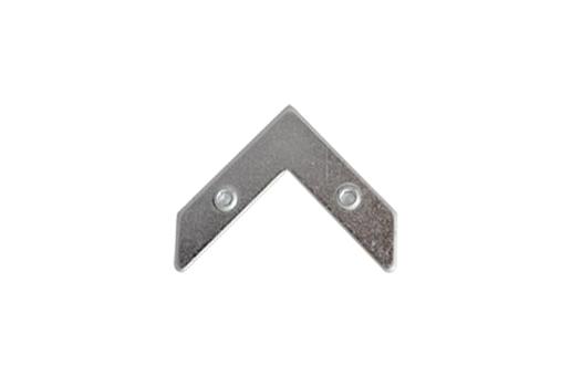 Ъгъл за алуминиева рамка Профили от алуминий