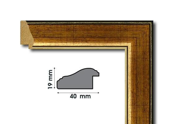 E 4210 Рамки от дърво
