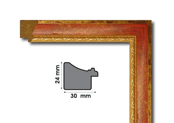E 3180 Рамки от дърво