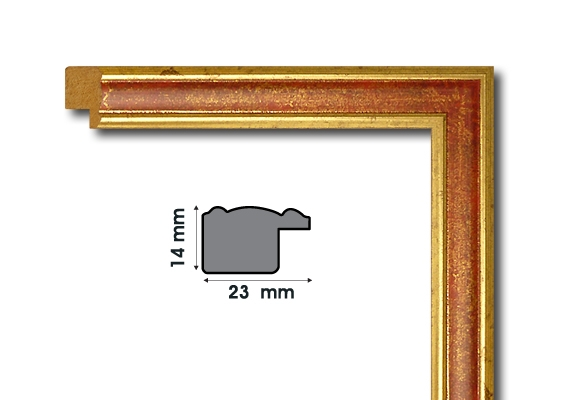 E 2380 Рамки от дърво