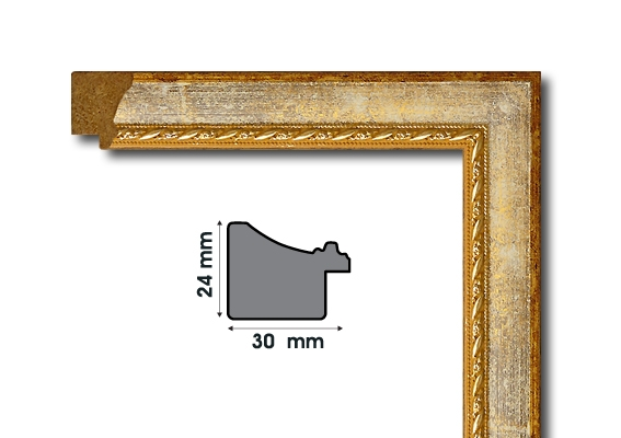 E 3140 Рамки от дърво