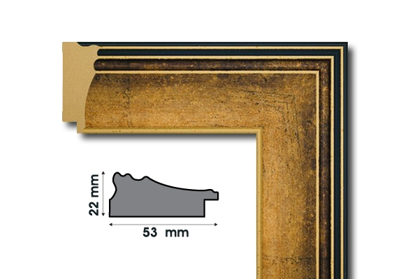 А 53001 Рамки от полистирен