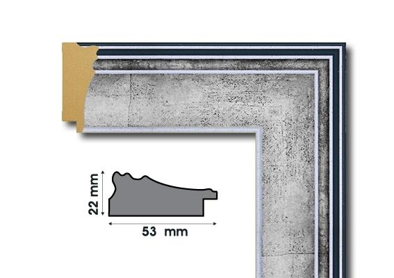 А 53002 Рамки от полистирен