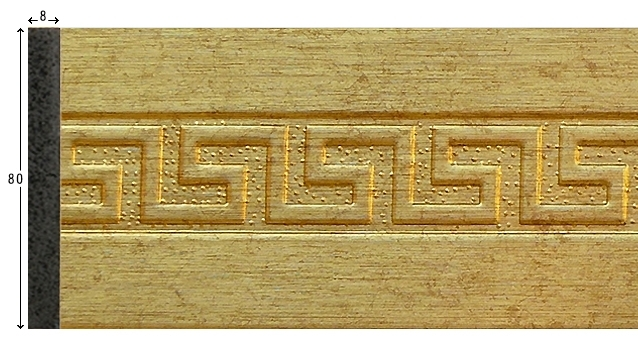 ТМ 8008-3 Профили за мебели