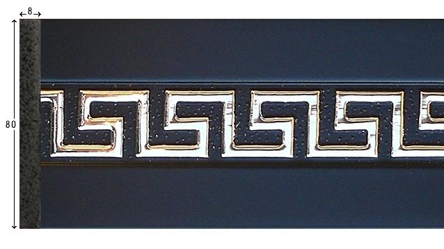ТМ 8008-1 Профили за интериор