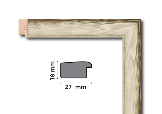 E 2713 Рамки от дърво