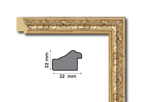 E 3221 Рамки от дърво