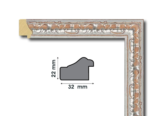 E 3222 Рамки от дърво