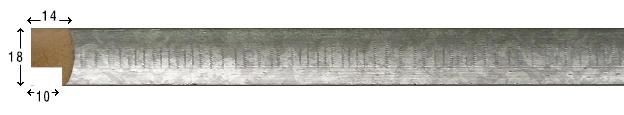 E 1822 Wooden mouldings