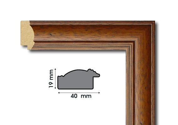 E 4011 Рамки от дърво