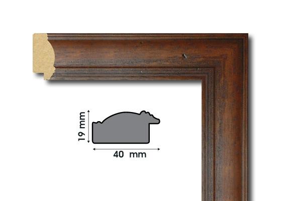 E 4012 Рамки от дърво
