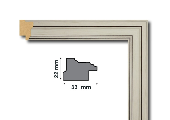 А 3322-5 Рамки от полистирен