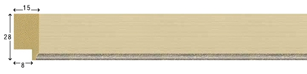 E 0282 Matboard - wood