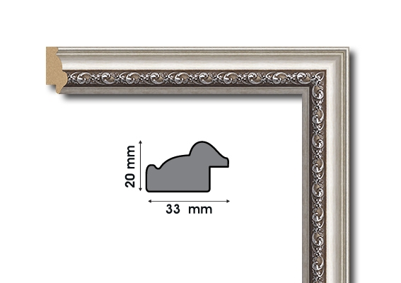 S 3306 Рамки от полистирен
