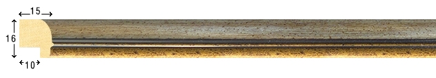 E 1602 Wooden mouldings