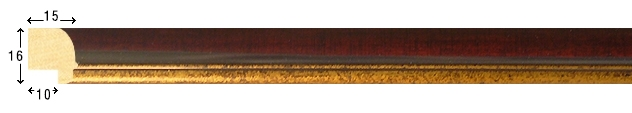 E 1608 Wooden mouldings