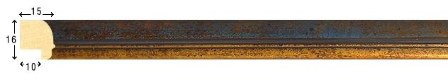 E 1609 Wooden mouldings