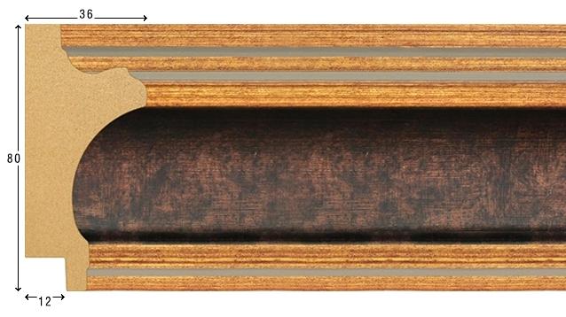 А 8036-5 Профили от полистирен