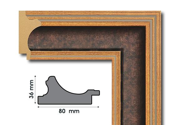 А 8036-5 Рамки от полистирен