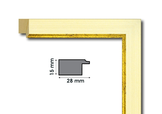 E 0284 Рамки от дърво