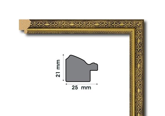 А 2521-4 Рамки от полистирен