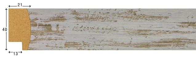 А 4021-7 Профили от полистирен