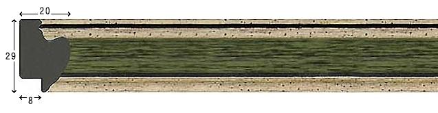 А 3034 Профили от полистирен