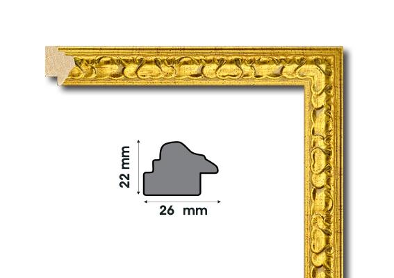 E 2621 Рамки от дърво