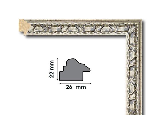 E 2622 Рамки от дърво