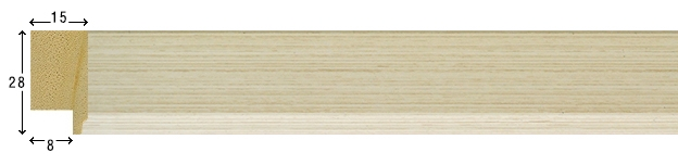 Е 0285 Профили от дърво