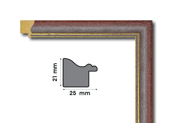 E 2508 Рамки от дърво