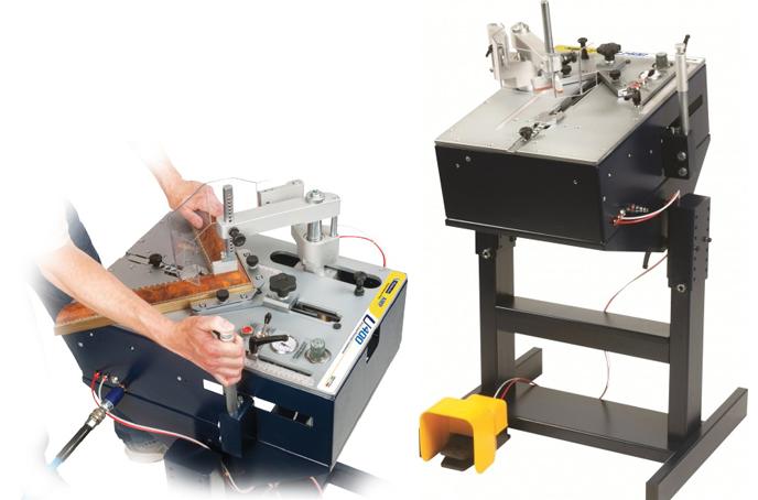Underpinner U-400 Machines and tools