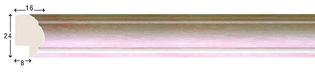 К 24S14 Профили от полистирен